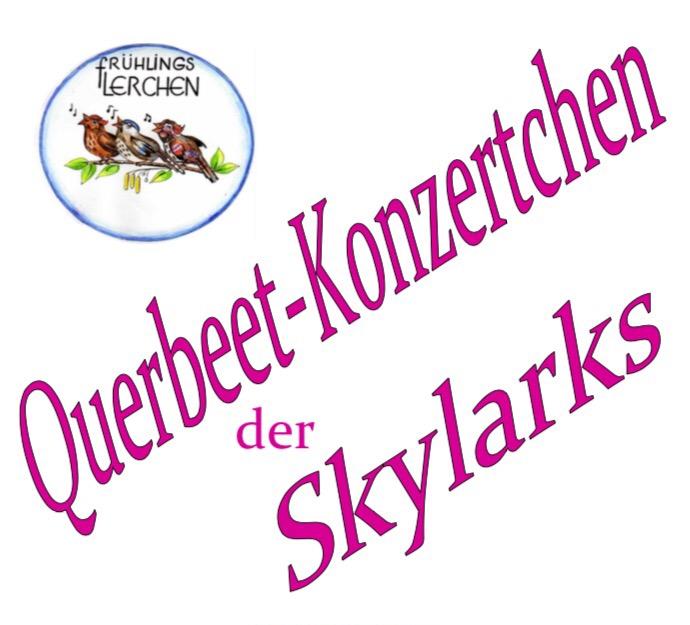 Querbeet-Konzertchen der Skylarks – ein voller Erfolg