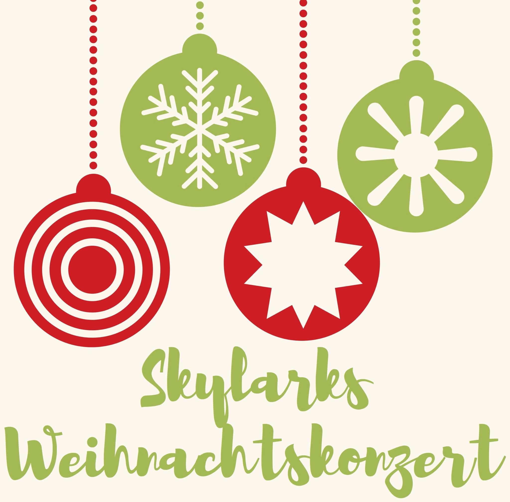 Skylarks Weihnachtskonzerte