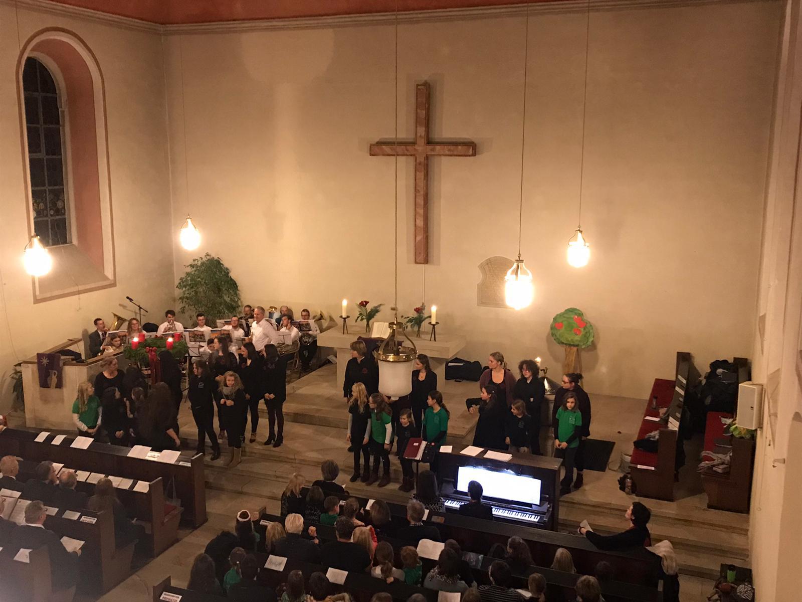Albiger Adventskonzert 2019